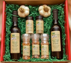 Garlic Gift Box