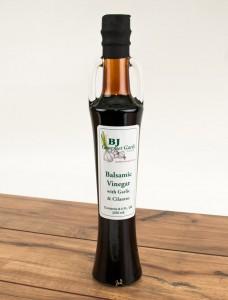 Garlic Balsamic Vinegar