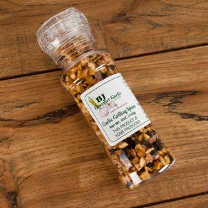Organic Garlic Grilling Spices