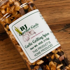 Garlic Grilling Spices