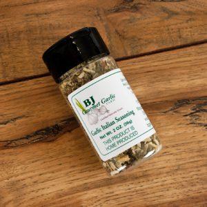 Organic Garlic Italian Seasoning