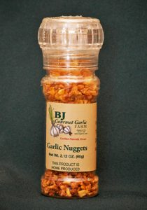 organic garlic nuggets for sale