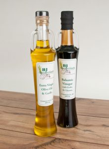 Olive Oil & Balsamic Vinegar