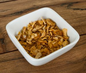 Organic Garlic Chips