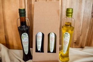 Extra Virgin Olive Oil & Balsamic Vinegar Gift Box