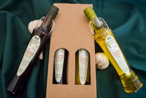 Extra Virgin Olive Oil & Balsamic Vinegar Gift Box