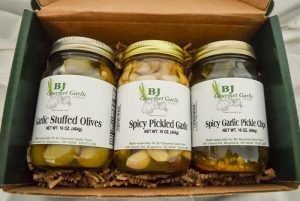 Pickled Garlic Assortment 1